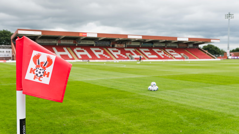 Aggborough Stadium